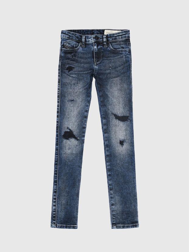 SKINZEE-LOW-J-N, Dark Blue - Jeans