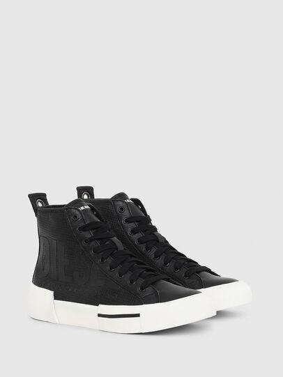 Diesel - S-DESE MID CUT W, Black - Sneakers - Image 2