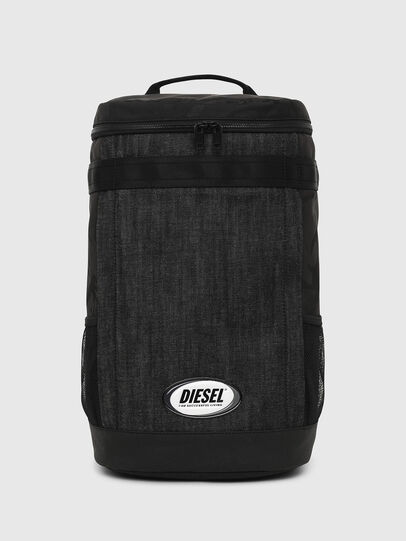 Diesel - SKULPTOR, Black - Backpacks - Image 1
