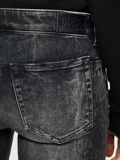 Diesel - D-Jevel 009PX, Black/Dark grey - Jeans - Image 5