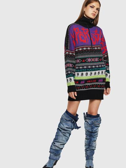 Diesel - M-PEM, Multicolor - Knitwear - Image 6