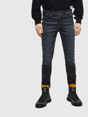 D-Reeft JoggJeans 069MD, Dark Blue - Jeans