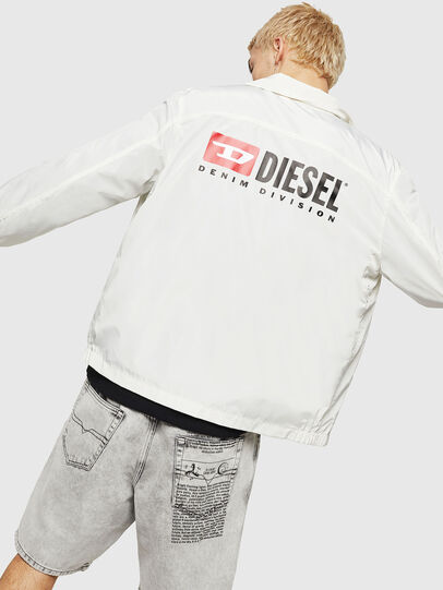 Diesel - J-ROMAN-P,  - Jackets - Image 4