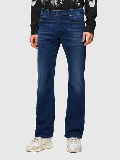 Diesel - Zatiny 069SF, Dark Blue - Jeans - Image 1