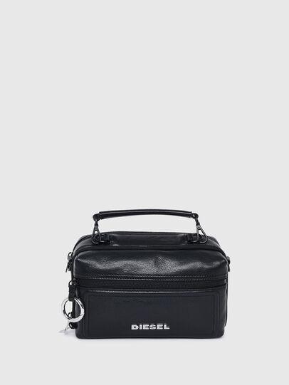 Diesel - FUTURAH PC, Black - Crossbody Bags - Image 1