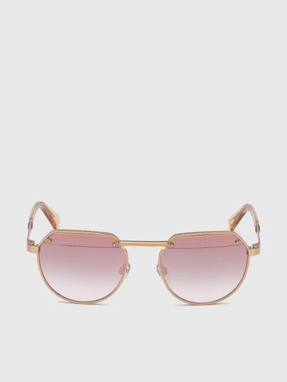 Diesel - DL0260, Pink - Sunglasses - Image 1
