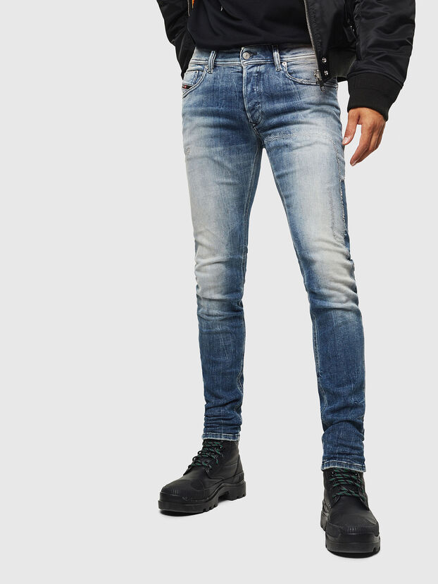 Sleenker 0098D, Light Blue - Jeans