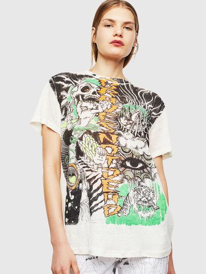 Diesel - T-DARIA-YB,  - T-Shirts - Image 1