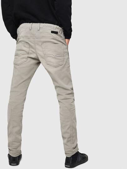 Diesel - Krooley JoggJeans 0670M, Light Grey - Jeans - Image 2