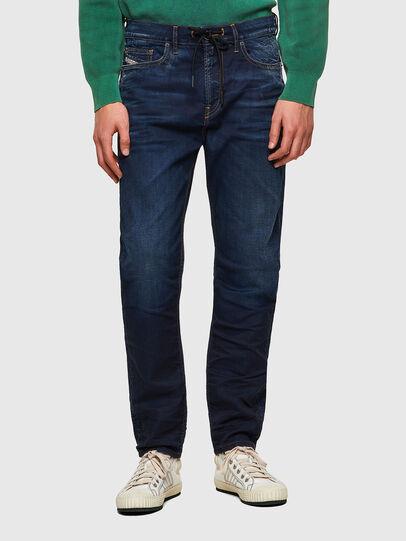 Diesel - D-VIDER JoggJeans® 069WS, Dark Blue - Jeans - Image 1