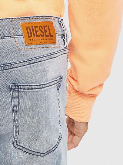 Diesel - D-Strukt 009BP, Light Blue - Jeans - Image 6