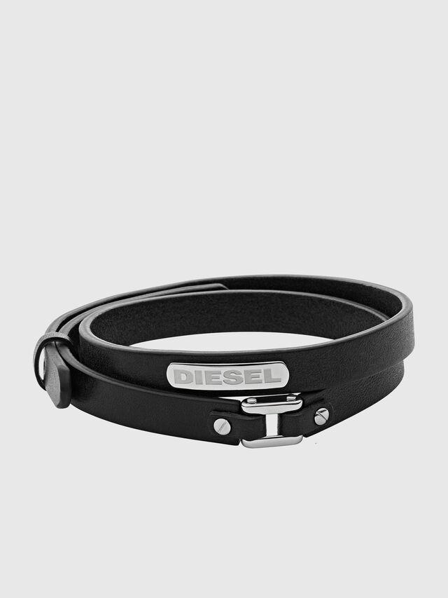 Diesel - DX0971, Black - Bracelets - Image 1