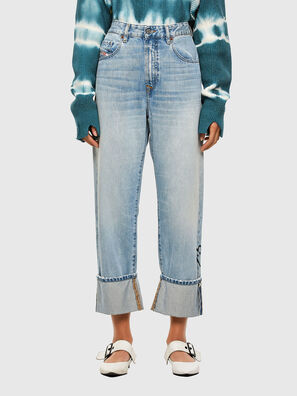 D-Reggy 009GZ, Light Blue - Jeans