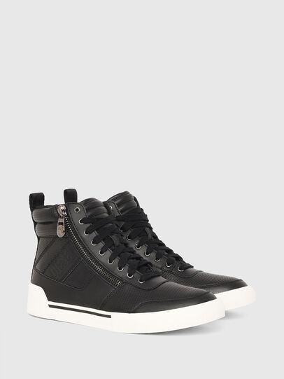 Diesel - S-DVELOWS MID CUT, Black - Sneakers - Image 2