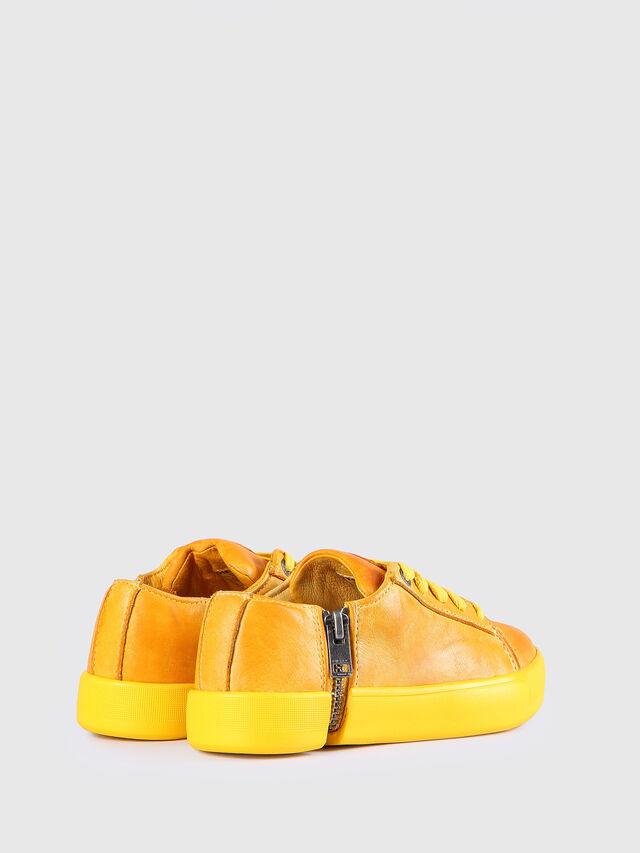 Diesel - SN LOW 31 NETISH YO, Mandarine - Footwear - Image 3