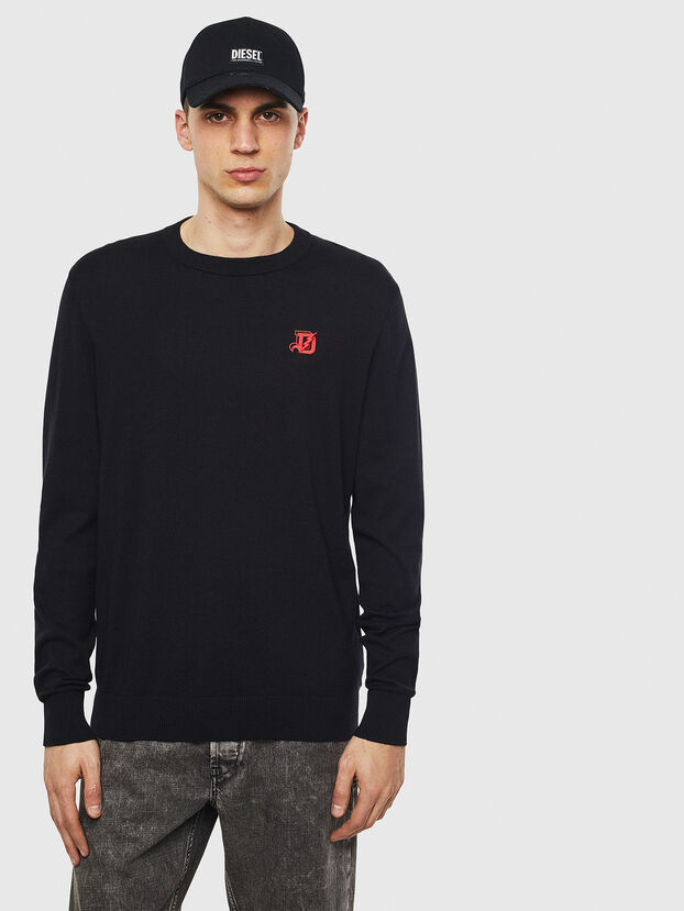 K-FREEX, Black - Knitwear