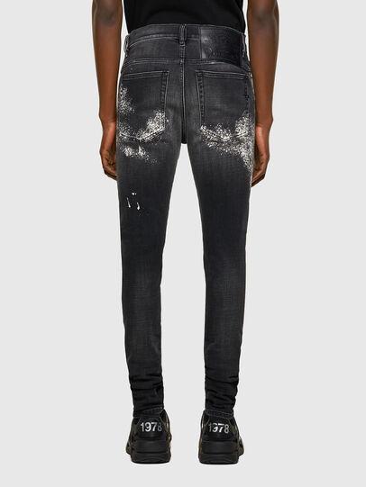 Diesel - D-Amny 009QW, Black/Dark grey - Jeans - Image 2