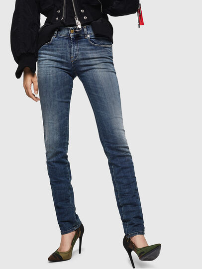 Diesel - Sandy 069GA, Medium blue - Jeans - Image 1