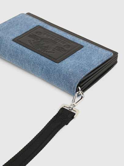 Diesel - DIPSIEVOLUTION, Blue/Black - Small Wallets - Image 5