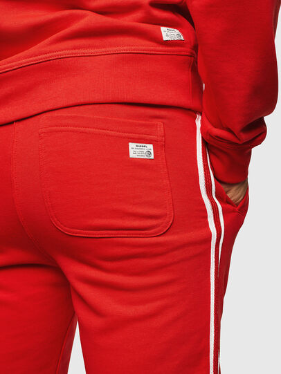 Diesel - UMLB-PETER, Red - Pants - Image 3