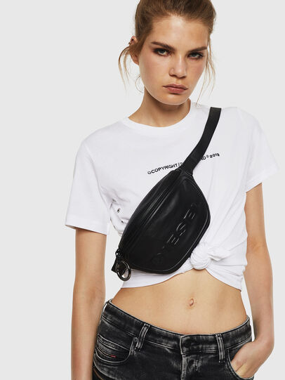 Diesel - ADRIA, Black - Belt bags - Image 6