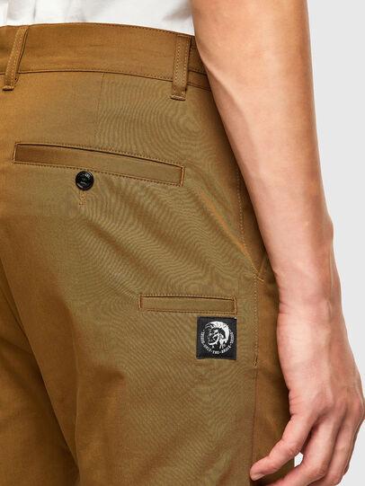 Diesel - P-JAX, Brown - Pants - Image 4