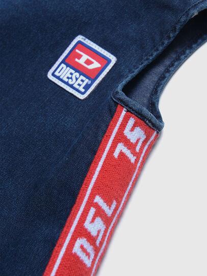 Diesel - DMATYB JOGGJEANS, Dark Blue - Dresses - Image 3