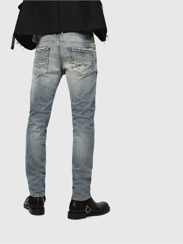Diesel - Thommer 081AU, Medium blue - Jeans - Image 2
