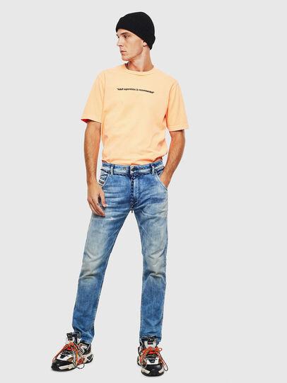 Diesel - Krooley JoggJeans 0099Q, Medium blue - Jeans - Image 6