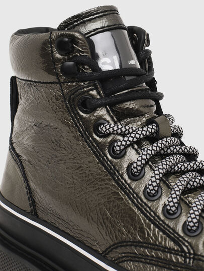 Diesel - H-SCIROCCO AB, Gold - Sneakers - Image 4