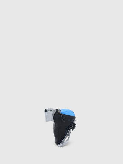 Diesel - MHAIR, Blue - Belt bags - Image 3