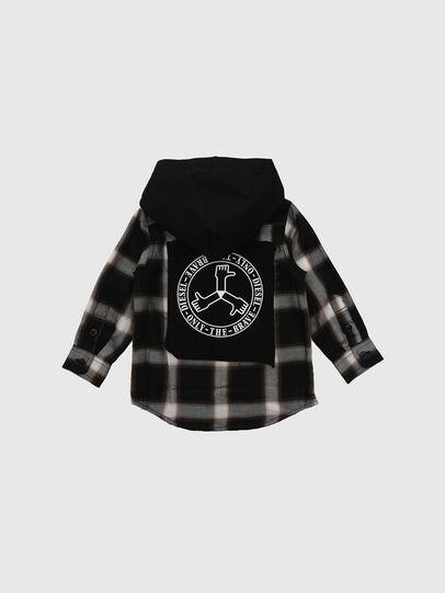Diesel - CIBONB, Black - Shirts - Image 2