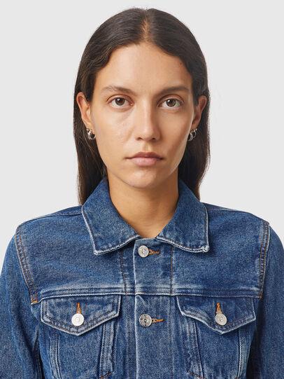 Diesel - DE-LIMMY, Medium blue - Denim Jackets - Image 3