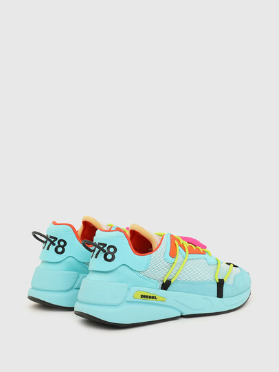 Diesel - S-SERENDIPITY LACE, Azure - Sneakers - Image 3