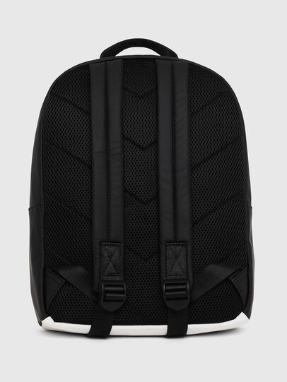 Diesel - BOLD BACKPACK, White/Black - Bags - Image 2