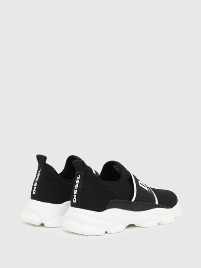 Diesel - S-SERENDIPITY SO LOW, Black - Footwear - Image 3