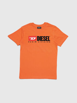TJUSTDIVISION, Orange - T-shirts and Tops