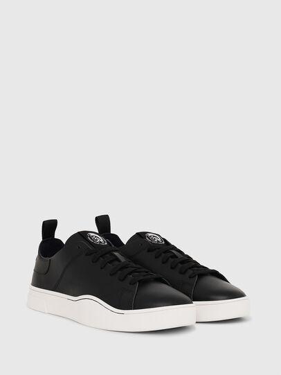Diesel - S-CLEVER LS, Black - Sneakers - Image 2