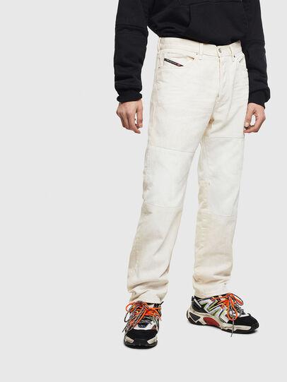 Diesel - D-Macs 009BA, White - Jeans - Image 1