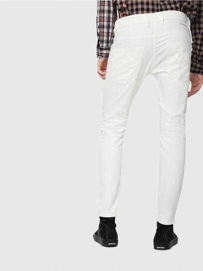 Diesel - Krooley JoggJeans 088AZ, White - Jeans - Image 2