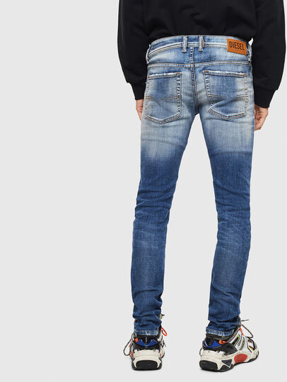 Diesel - Sleenker 009AF, Medium blue - Jeans - Image 2