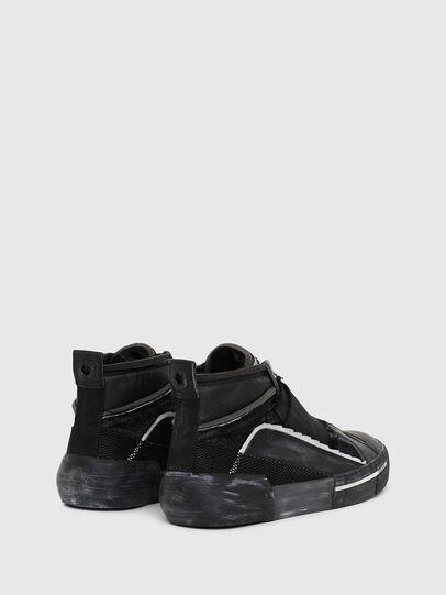 Diesel - S-DESE DEC, Black - Sneakers - Image 3