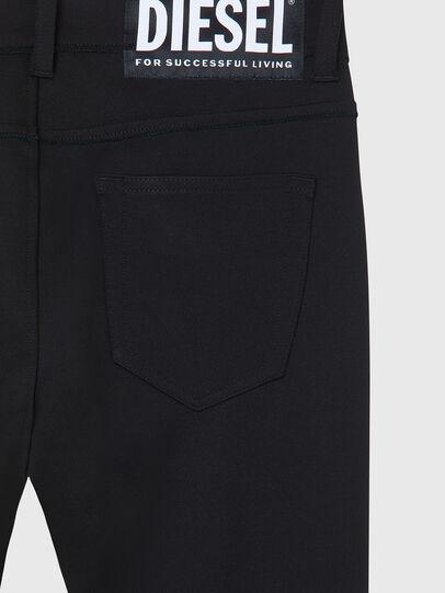 Diesel - P-SILVAN, Black - Pants - Image 4