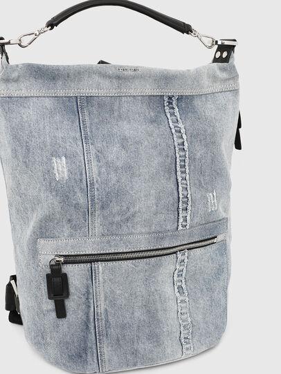 Diesel - SYLE, Grey Jeans - Backpacks - Image 5