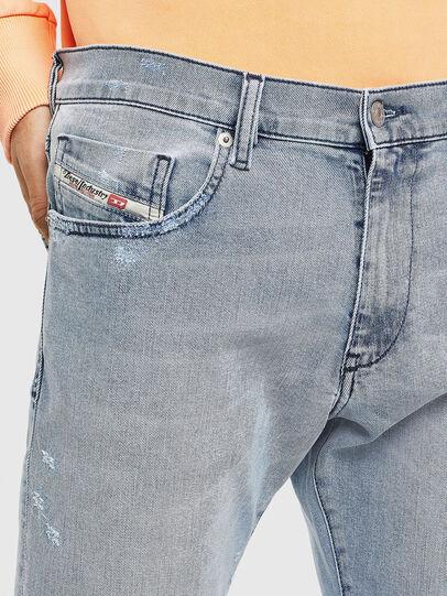 Diesel - D-Strukt 009BP, Light Blue - Jeans - Image 4