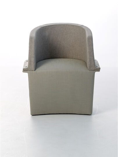 Diesel - ASSEMBLY - SMALL ARMCHAIR, Multicolor  - Furniture - Image 1