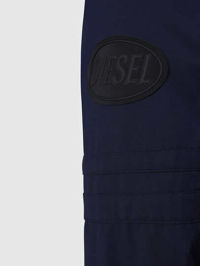 Diesel - J-GLORY, Dark Blue - Jackets - Image 5