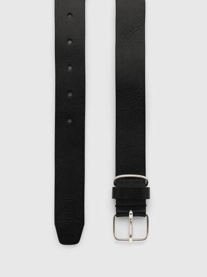 Diesel - B-GU, Black - Belts - Image 3