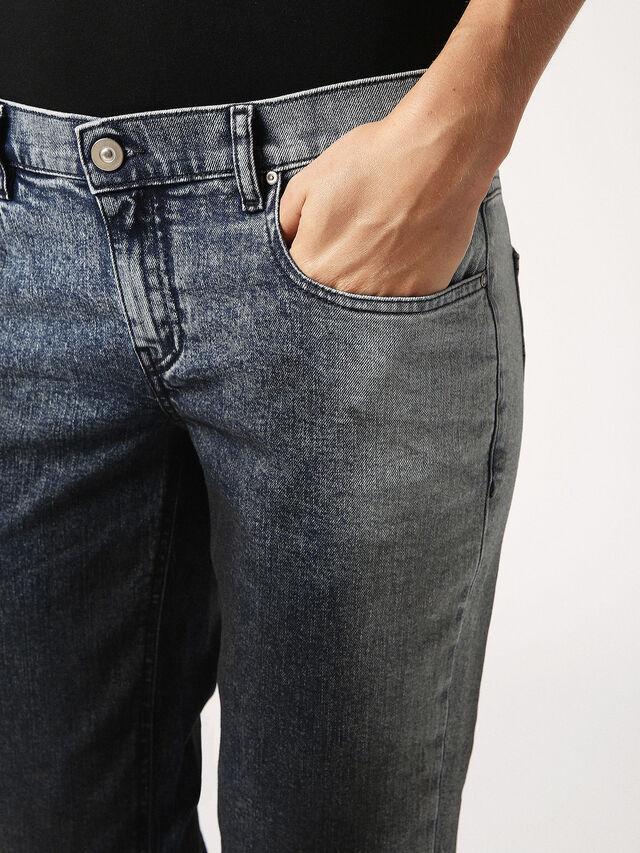 BELTHY-ANKLE-D 084PI, Blue jeans