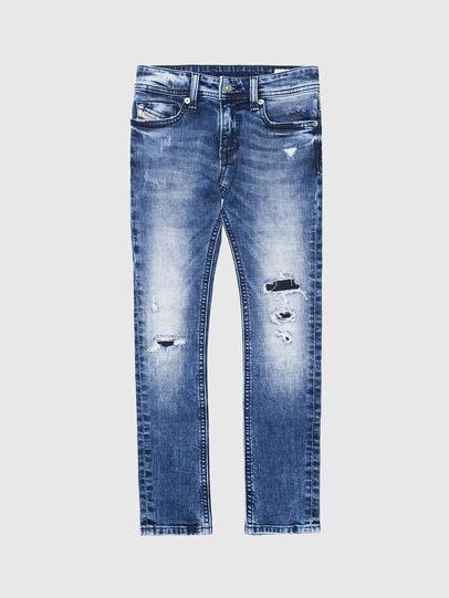 Diesel - SLEENKER-J-N, Blue Jeans - Jeans - Image 1